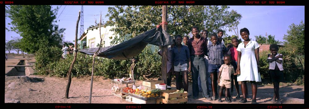 Bulawayo. Zimbabwe 1986